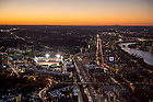Nov. 20, 2105; Fenway Park, Boston. (Photo by Matt Cashore/University of Notre Dame)