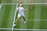 9th July 2021, Wimbledon, SW London, England; 2021 Wimbledon Championships, semi finals; Denis Shapovalov Can