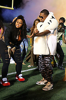 """ATLANTA, GA - SEPTEMBER 22, 2020 Jucee Fruit & LiL Bam on the set of his """"Julio"""" remix video shoot September 22, 2020 in Atlanta, Georgia. ( No Negative Caption Or Stories )<br /> CAP/MPI/WG<br /> ©WG/MPI/Capital Pictures"""