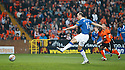 :: RANGERS' STEVEN WHITTAKER SCORES RANGERS' PENALTY :: .19/04/2011   Copyright  Pic : James Stewart.sct_jsp005_dundee_utd_v_rangers .James Stewart Photography 19 Carronlea Drive, Falkirk. FK2 8DN      Vat Reg No. 607 6932 25.Telephone      : +44 (0)1324 570291 .Mobile              : +44 (0)7721 416997.E-mail  :  jim@jspa.co.uk.If you require further information then contact Jim Stewart on any of the numbers above.........