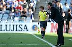 Recreativo de Huelva's Lucas Alcaraz during La Liga match, March 22, 2009. (ALTERPHOTOS/Alvaro Hernandez).