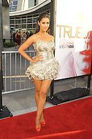 Janina Gavankar at HBO's 'True Blood' Season 5 Los Angeles premiere at ArcLight Cinemas Cinerama Dome on May 30, 2012 in Hollywood, California. © mpi35/MediaPunch Inc.