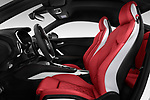 Front seat view of 2016 Audi TTS - 2 Door coupe Front Seat  car photos