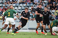 25th September 2021; Townsville, Gold Coast, Australia;  Ethan Blackadder.<br /> All Blacks versus Springboks. The Rugby Championship. 100th Rugby Union test match between New Zealand and South Africa.