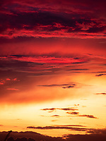 Project_The view from my Balcony.<br /> Images from daily life on the streets looking down from my balcony.<br /> But this is also the season for spectacular sunsets, crazy and bizarre cloud formations with awesome shapes and colours, and the occasional lightning storm brewing on the horizon, but sadly also fires that engulf whole suburbs.