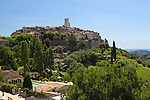 France, Provence-Alpes-Côte d'Azur, Saint-Paul-de-Vence: mountain village | Frankreich, Provence-Alpes-Côte d'Azur, Saint-Paul-de-Vence: Bergdorf