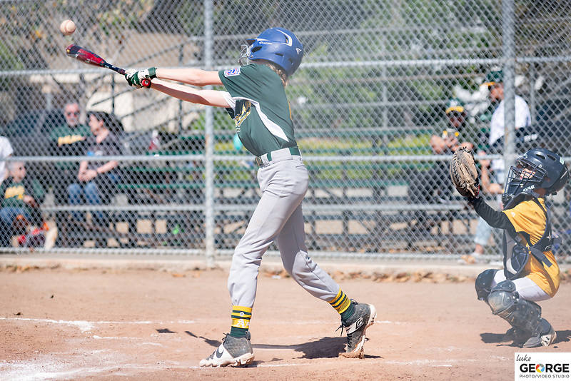The Athletics played the Pirates at the Benicia Maria Field with a 19-3 win and a 9-0 record.