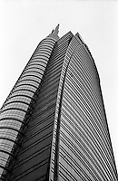 Milano, la Torre Pelli Unicredit in Porta Nuova Garibaldi --- Milan, Unicredit Pelli Tower at Porta Nuova Garibaldi