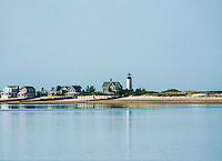 Sandy Neck Lighthouse, Barnstable, Cape Cod, Massachusetts, USA
