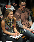 February 24, 2009: Bar Refaeli & Robert Buckley is a judge at the runway competition Walk the Walk hosted by Hurley held at House of Blues Anaheim in Anaheim, California. Credit: RockinExposures