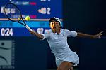 Shuai Zhang (CHN) d Madison Keys (USA)