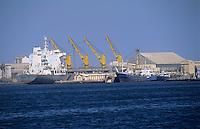 Afrique/Afrique de l'Ouest/Sénégal/Dakar : Le port