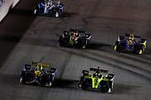 Sebastien Bourdais, Dale Coyne Racing with Vasser-Sullivan Honda, Zach Veach, Andretti Autosport Honda