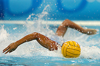 Athens illustrations / waterpolo / effects<br /> Waterpolo - Australia vs Spain<br /> Summer Olympics - Athens, Greece 2004<br /> Day 6, Thurs 19th August 2004.<br /> © Sport the library/Jeff Crow