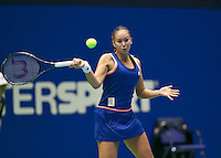 20-12-13,Netherlands, Rotterdam,  Topsportcentrum, Tennis Masters,   Lesley Kerkhove (NED)<br /> Photo: Henk Koster