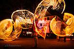 Dia de Los Muertos Fire Dance #7, Sedona, Arizona