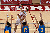 UCLA v Stanford Volleyball M, March 23, 2021