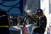 #84 Atlanta Speedwerks Honda Civic TCR, TCR; Todd Lamb, Brian Henderson, Champagne