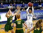 North Dakota State at South Dakota State Women's Basketball