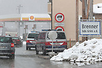 Coronavirus Outbreak - Italy is in Lockdown - Border with Austria - quarantine on 10/03/2020, Brennero, Brener, Italy. Military, Police and Austrian Authorities are seen realising controls on 10th of March 2020, Since this morning Italy is on lockdown till 3rd of April 2020 in a bid to stop a pandemic of the Covid-19. Coronavirus Outbreak - Italy is on Lockdown - Border with Austria - quarantine on 10/03/2020, Brennero, Brenner, Italy.  Since this morning Italy is in lockdown till 3rd of April 2020 in a bid to slow down the spread of coronavirus Covid-19.