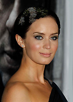Emily Blunt 2010<br /> Photo by Nick Sherwood-PHOTOlink