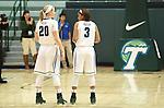 Tulane Women's Basketball downs Houston, 70-40, at Devlin Fieldhouse.
