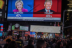 2016 Presidential elecciones in New York City