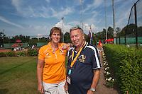 Etten-Leur, The Netherlands, August 27, 2016,  TC Etten, NVK, <br /> Photo: Tennisimages/Henk Koster