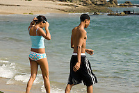 Dominikanische Republik, an der Playa Najayo bei Nigua