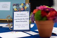 Children's ASsessment Center Donor Event