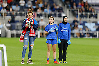 Saint Paul, MN - Tuesday September 03, 2019 : Allstate during a 2019 Victory Tour match between Portugal and the United States at Allianz Field, on September 03, 2019 in Saint Paul, Minnesota.