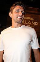 SÃO PAULO, 04 DE DEZEMBRO DE 2011 - v Paulo André chegando na festa de comemoração do Título do Corinthians no Brasileirão 2011 numa casa de shows na zona sul de SP. FOTO: MILENE CARDOSO- NEWS FREE