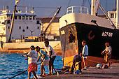 Nouméa, quai des caboteurs