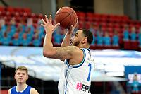 27-02-2021: Basketbal: Donar Groningen v Den Helder Suns: Groningen Donar speler Davonte Lacy