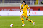Tom Rogic of Australia in action during the AFC Asian Cup UAE 2019 Round of 16 match between Australia (AUS) and Uzbekistan (UZB) at Khalifa Bin Zayed Stadium on 21 January 2019 in Al Ain, United Arab Emirates. Photo by Marcio Rodrigo Machado / Power Sport Images
