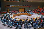 Security Council meeting<br /> <br /> The situation in the Middle East<br /> <br /> Second Vote