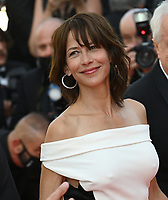 CANNES, FRANCE. July 7, 2021: Sophie Marceau at the Everything Went Fine Premiere at the 74th Festival de Cannes.<br /> Picture: Paul Smith / Featureflash