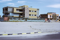 Kuwait March 1972. New Private House; Modern Architecture of the late 1960s.