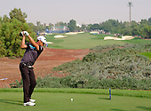 Jaco VAN ZYL (RSA) during round three of the 2016 DP World Tour Championships played over the Earth Course at Jumeirah Golf Estates, Dubai, UAE: Picture Stuart Adams, www.golftourimages.com: 11/19/16