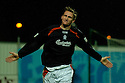 27/11/2004  Copyright Pic : James Stewart.File Name : jspa10_falkirk_v_ross_county.DANIEL MCBREEN CELEBRATES AFTER HE SCORES FALKIRK'S EQUALISER.....Payments to :.James Stewart Photo Agency 19 Carronlea Drive, Falkirk. FK2 8DN      Vat Reg No. 607 6932 25.Office     : +44 (0)1324 570906     .Mobile   : +44 (0)7721 416997.Fax         : +44 (0)1324 570906.E-mail  :  jim@jspa.co.uk.If you require further information then contact Jim Stewart on any of the numbers above.........