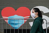 28.05.2020 - Coronavírus av Paulista em São Paulo