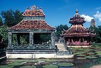 Worlds lagest open museum , Ancient City Samut Prakan Historical Siam near Bangkok, Thailand