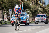 Niki Terpstra (NED/Total - Direct Energie)<br /> <br /> Final stage 7 (ITT) from San Benedetto del Tronto to San Benedetto del Tronto (10.1km)<br /> <br /> 56th Tirreno-Adriatico 2021 (2.UWT) <br /> <br /> ©kramon