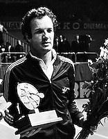 1974, ABN tennis, Winnaar Tom Okker