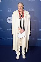 Vanessa Redgrave<br /> arriving for the British Independent Film Awards 2017 at Old Billingsgate, London<br /> <br /> <br /> ©Ash Knotek  D3359  10/12/2017