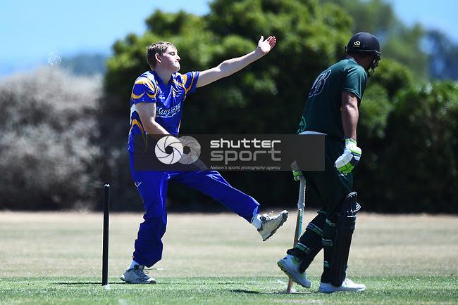 NELSON, NEW ZEALAND - FEBRUARY 8: Premiership Cricket - WTTU v Wanderers. Saturday 8 February 2020. Jubilee Park, Richmond, New Zealand. (Photo by Chris Symes/Shuttersport Limited)