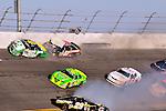 Feb 7, 2009; 5:12:09 PM; Daytona Beach, FL, USA; ARCA Remax Series Event 1 for the Lucas Oil Slick Mist 200 at Daytona International Speedway.  Mandatory Credit: (thesportswire.net)