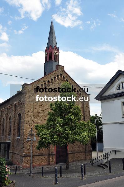 Kirche Sankt Peter in den Ketten, 1864, Architekt Konrad Kraus