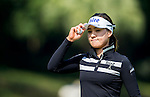 In-Gee Chun of Korea looks on during the Hyundai China Ladies Open 2014 at World Cup Course in Mission Hills Shenzhen on December 14 2014, in Shenzhen, China. Photo by Li Man Yuen / Power Sport Images