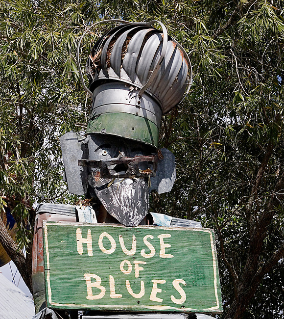 House of Blues, Restaurant, Disney Marketplace, Orlando, Florida